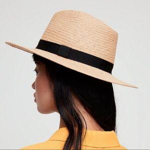 Aritzia Auxiliary Bavaro Fedora Hat